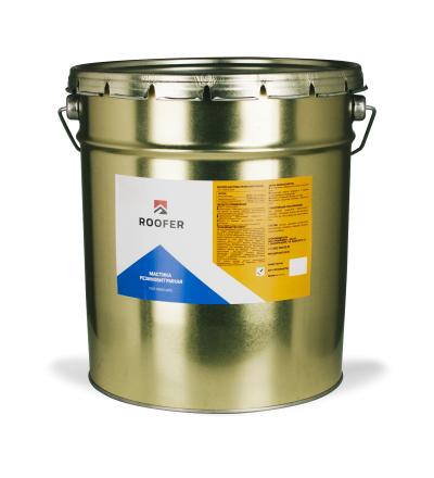Мастика резинобитумная универсальная22 л